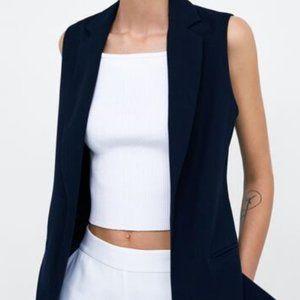 Zara Waistcoat with lapels